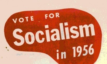 «Vote for Socialism in 1956» (notes on North American Trotskyism in the electoral terrain in 1948, 1952 and 1956)
