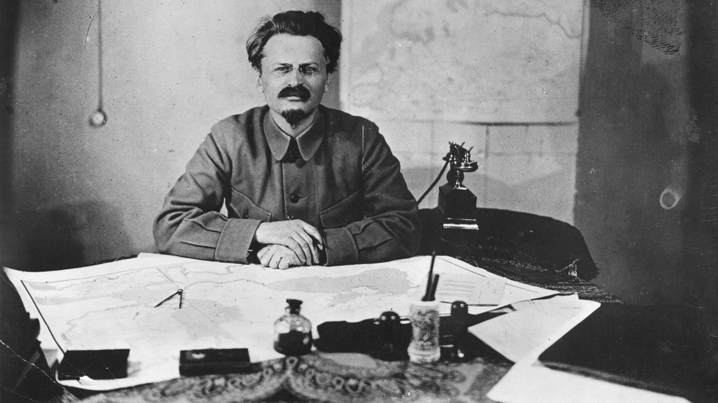 leon trotsky essay questions