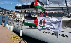 Integrally female activists boatassaulted by Israel