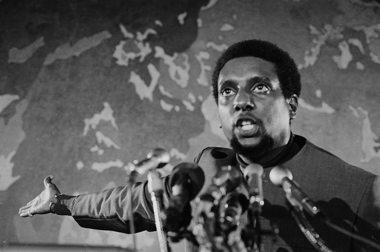 Stokely Carmichael And...