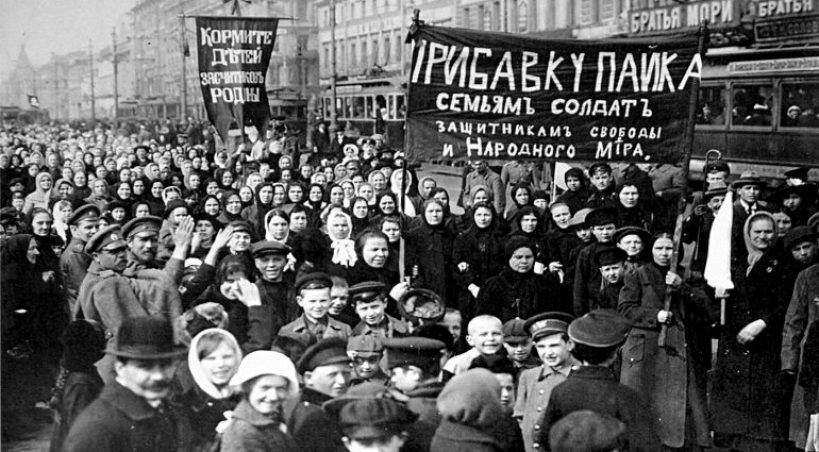 March 8th, 1917: the Spark of the February Revolution