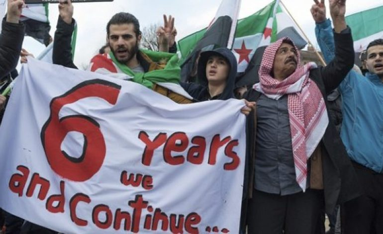 Statement of the Syrian Revolutionary Left Current: The Betrayed Revolution