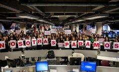 8 de Marzo 2017 : ¡Apoyamos el paro por y con las mujeres en todo el mundo!