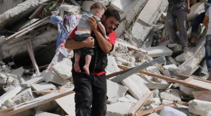 Fracassa a falsa trégua na Síria